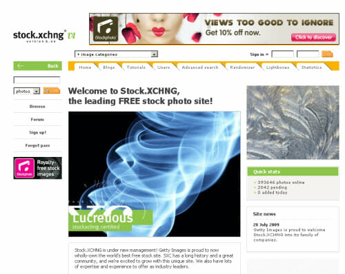 stock xchng