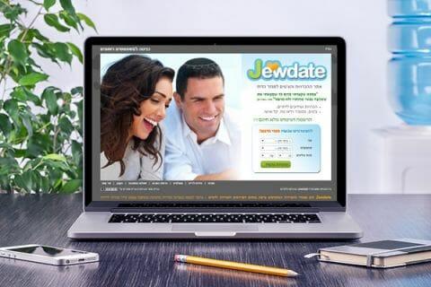 בניית אתר הכרויות Jewdate